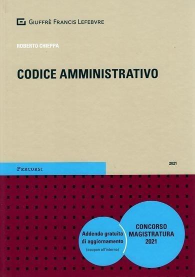 codice amministrativo giuffre magistratura 2021