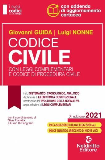 CODICE CIVILE Concorso magistratura Neldiritto 2021