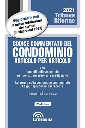 codice commentato del condominio