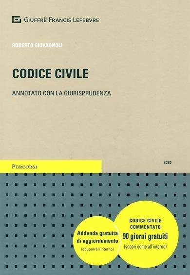 codice civile esame avvocato 2020 giuffrè