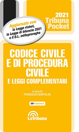 codice civile e di procedura civile pocket