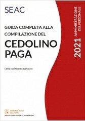 GUIDA COMPLETA REDAZIONE CEDOLINO PAGA 2021