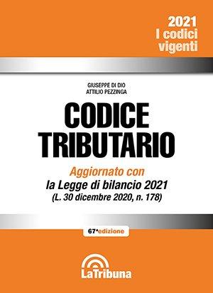 codice tributario vigente 2021