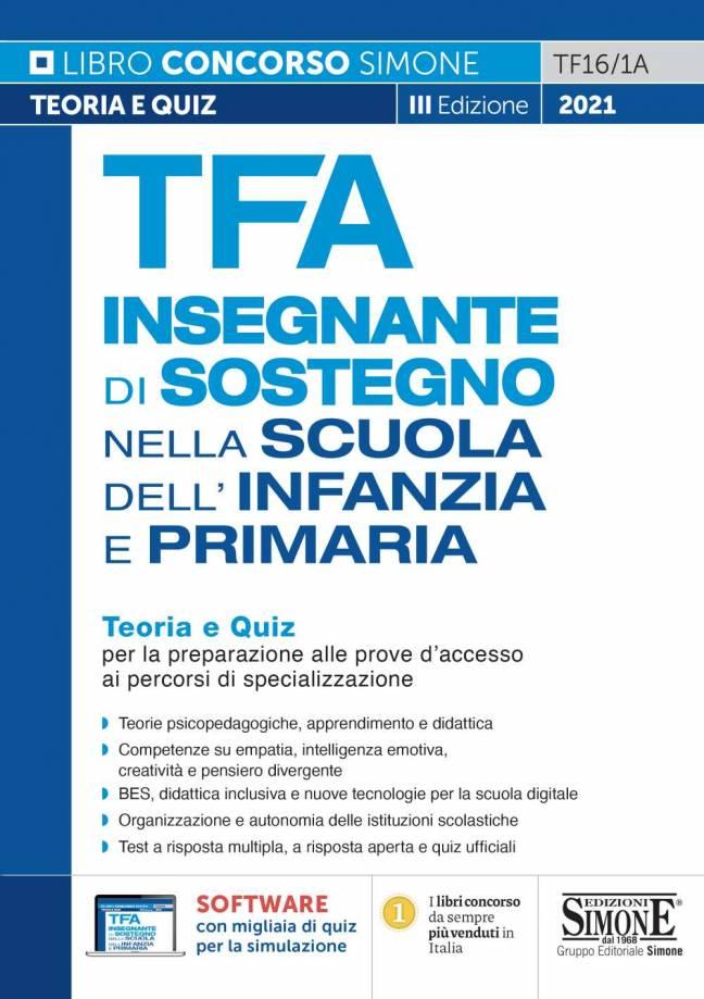TFA insegfnante di sostegno infanzia e primaria