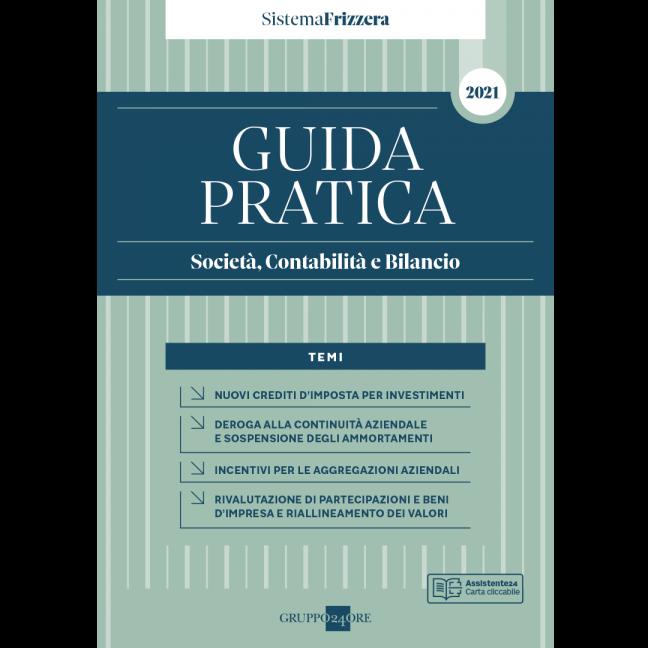 GUIDA PRATICA SOCIETà CONTABILITà BILANCIO