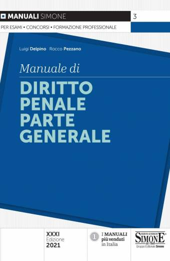 Manuale di Diritto Penale (Parte generale)