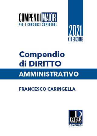 compendio amministrativo maior caringella 2021