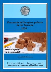prezzario opere private toscana