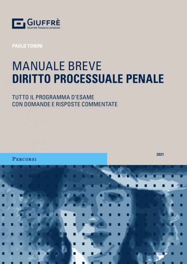 Manuale breve Diritto processuale penale