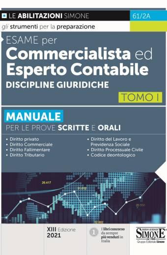 Manuale per Commercialista ed Esperto Contabile Tomo I