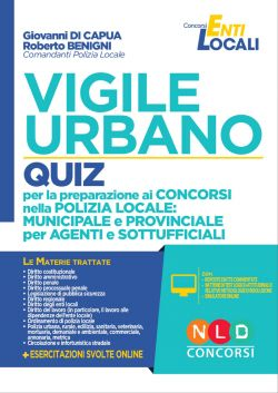 vigile urbano quiz