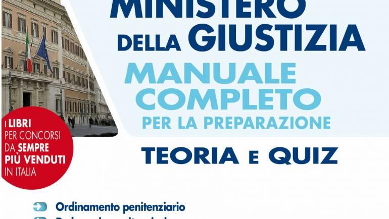 Un concorso richiestissimo.. 95 posti di Funzionario Giuridico pedagogico al Ministero della Giustizia