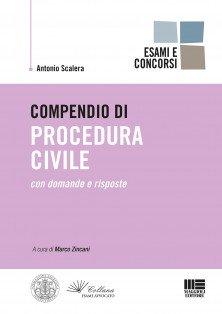 Compendio di Procedura Civile 2020 Scuola Zincani