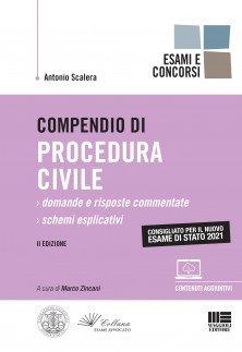 Compendio di Procedura Civile Scuola Zincani