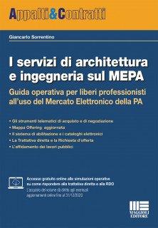 I servizi di architettura e ingegneria sul MEPA