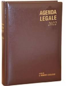 Agenda Legale Volume Unico Il Momento Legislativo Lusso Marrone 2022