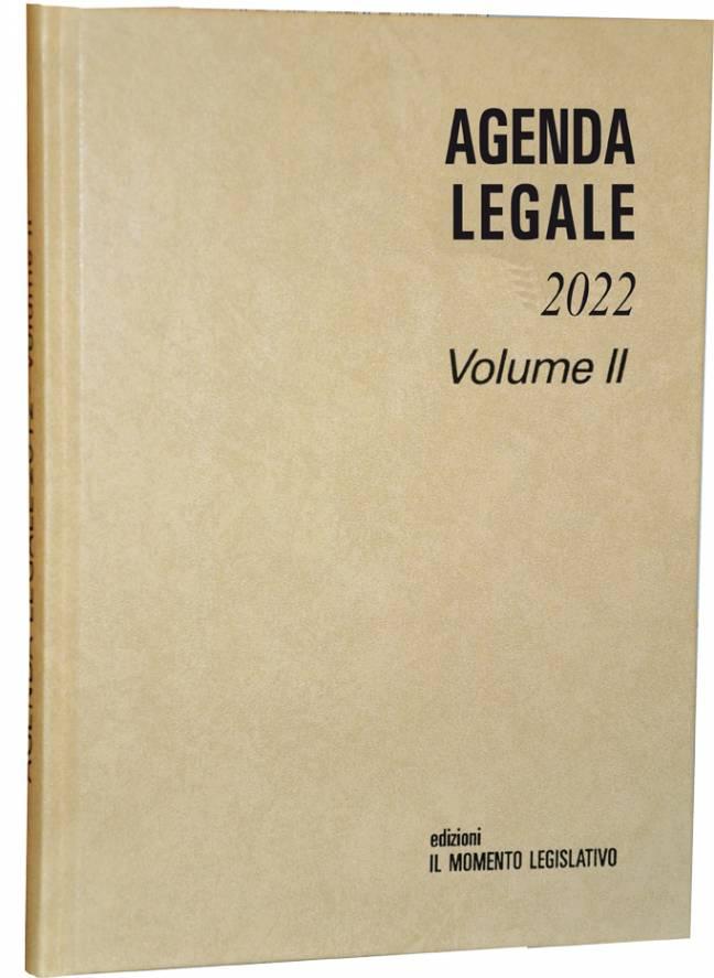 agenda legale tomo II