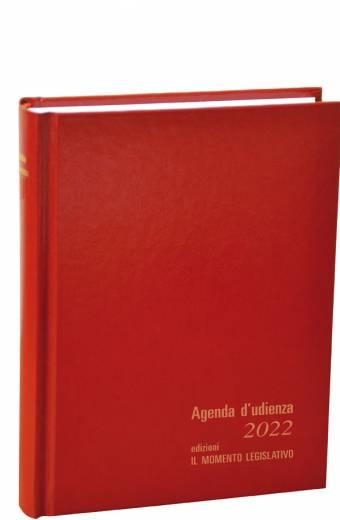 Agenda d'Udienza Il Momento Legislativo Rossa 2022