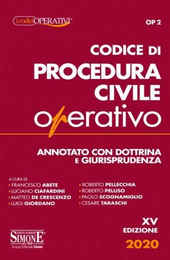 codice-di-procedura-civile-operativo-2020