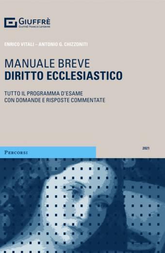 diritto ecclesiastico manuale breve
