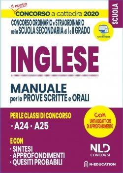 concorso scuola inglese