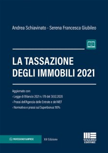 tassazione immobili 2021
