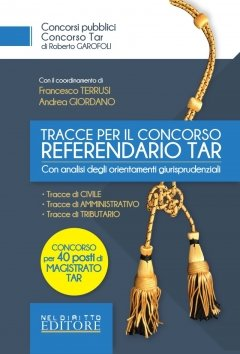 referendario tar
