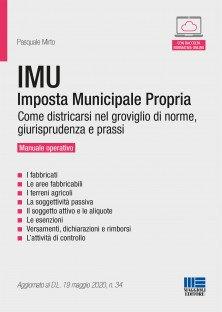 IMU Imposta Municipale Propria - Manuale operativo