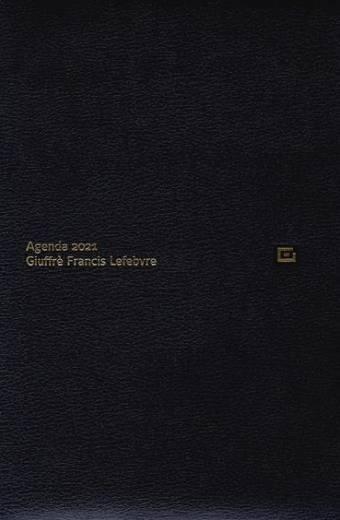 kit agenda legale + udienza 2021 giuffre blu
