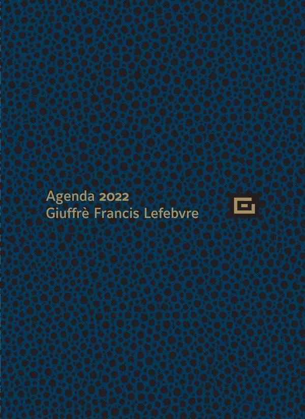 Agenda Personale Blu 2022 Agenda Legale 2022 Giuffrè