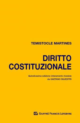 diritto-costituzionale-martines
