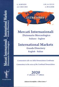 dizionario merceologico italiano inglese