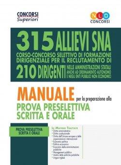 manuale concorso SNA NLD