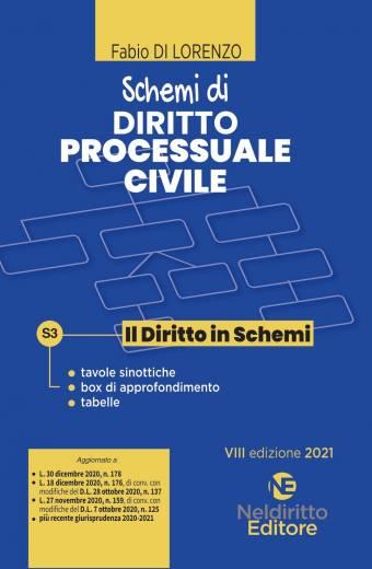 schemi di diritto processuale civile