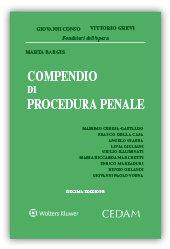 COMPENDIO PROCEDURA PENALE CEDAM