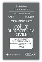 codice di procedura civile cedam esame avvocato 2020