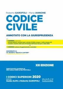 Garofoli Codice civile esame avvocato 2020