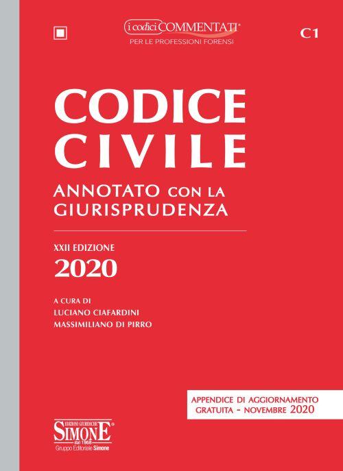 codice civile simone esame avvocato 2020