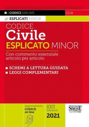 codice civile esplicato minor