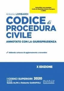 garofoli Codice procedura civile esame avvocato 2020