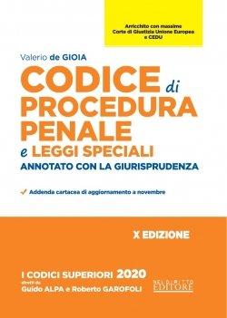 garofoli codice di procedura penale esame avvocato 2020