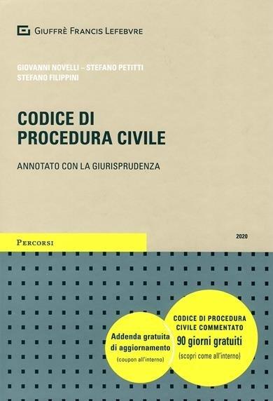 codice procedura civile esame avvocato 2020