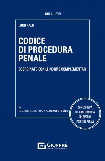 codice di procedura penale giuffrè
