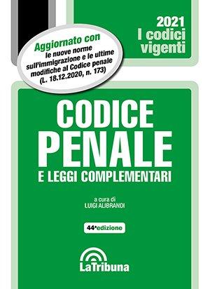 codice procedura penale vigente 2021