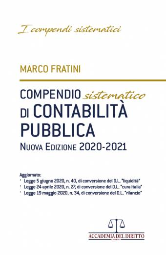 compendio contabilità pubblica