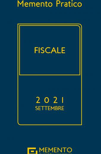 memento fiscale settembre 2021