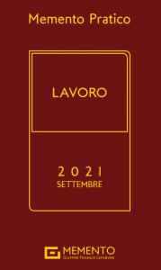 memento lavoro 2021 settembre 2021