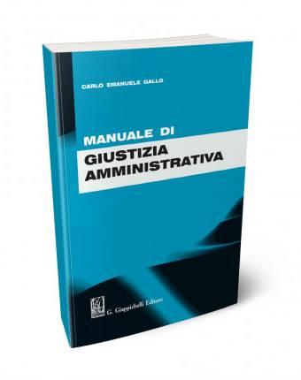 manuale giustizia amministrativa