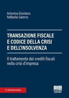 transazione fiscale crisi
