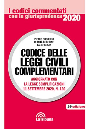 leggi civili complementari commentate